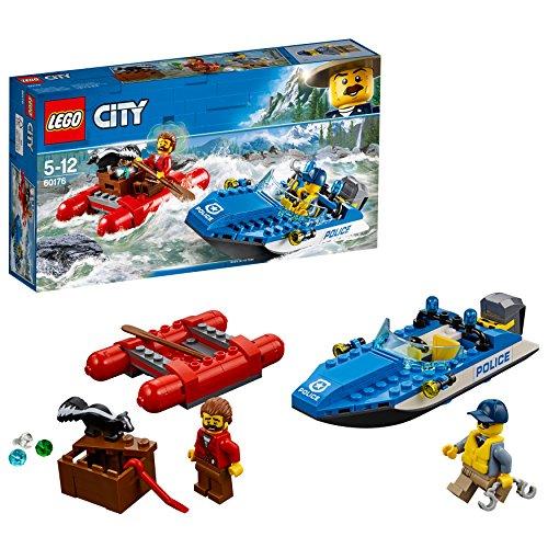 レゴ(LEGO) シティ 激流のボートチェイス 60176