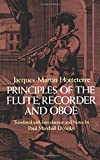 Principles of the Flute, Recorder and Oboe (Prin