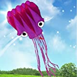 5メートル長い 立体タコ凧