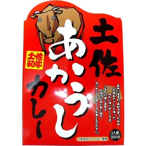 土佐のあかうしカレー(200g) フード 加工食品・惣菜 レトルト食品 k1-4962488140011-ak