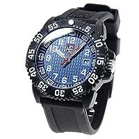 b3552ab185 [ルミノックス]LUMINOX 25周年記念モデル 3050シリーズ ネイビーシール NAVY SEAL COLORMARK 腕時計 メンズ  3053.25TH [正規輸入品]