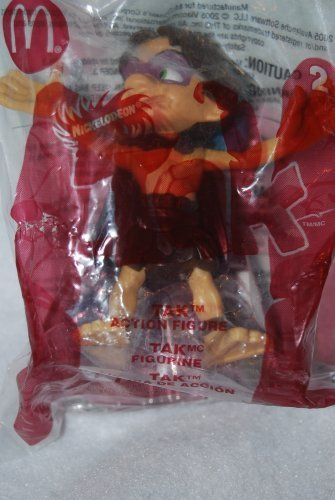 McDonalds Happy Meal 2005 Nickelodeon Tak Action Figure #2 by McDonald's [병행수입품]