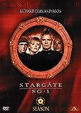 スターゲイト SG-1 シーズン4 DVD-BOX