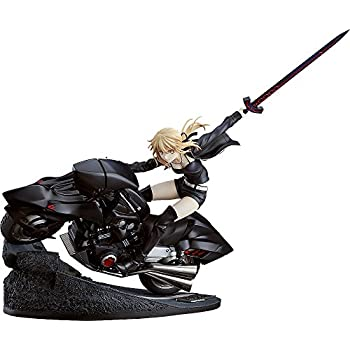 Fate/Grand Order セイバー/アルトリア・ペンドラゴン[オルタ]&キュイラッシェ・ノワール 1/8スケール ABS&PVC製 塗装済み完成品フィギュア