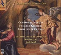 Masters From The Golden Century: Sacred Music by La Capella Reial de Catalunya (2009-08-11)