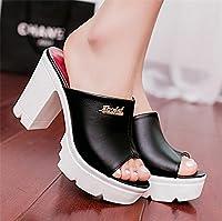 (マリア)MARIAHレディースシューズ ショート ブーツ 太めヒールサンダル ハイヒール 快適 美脚 脚長 効果 カジュアル 歩きやすい