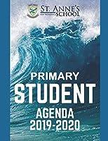 St. Anne's School: Primary Student Agenda 2019-2020