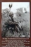 インディアンの掟 I [ポスター]