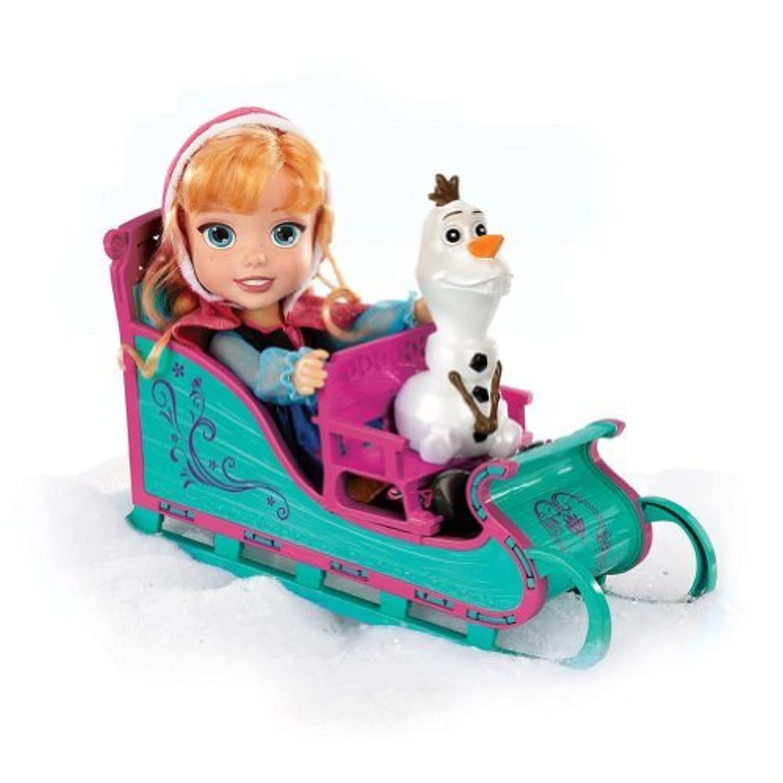 Disney Frozenアナと雪の女王アナとそり – --アナアドベンチャーParallel import goods