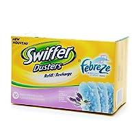 Swiffer ダスター ファブリーズ付き 詰め替え用 各10個 2個