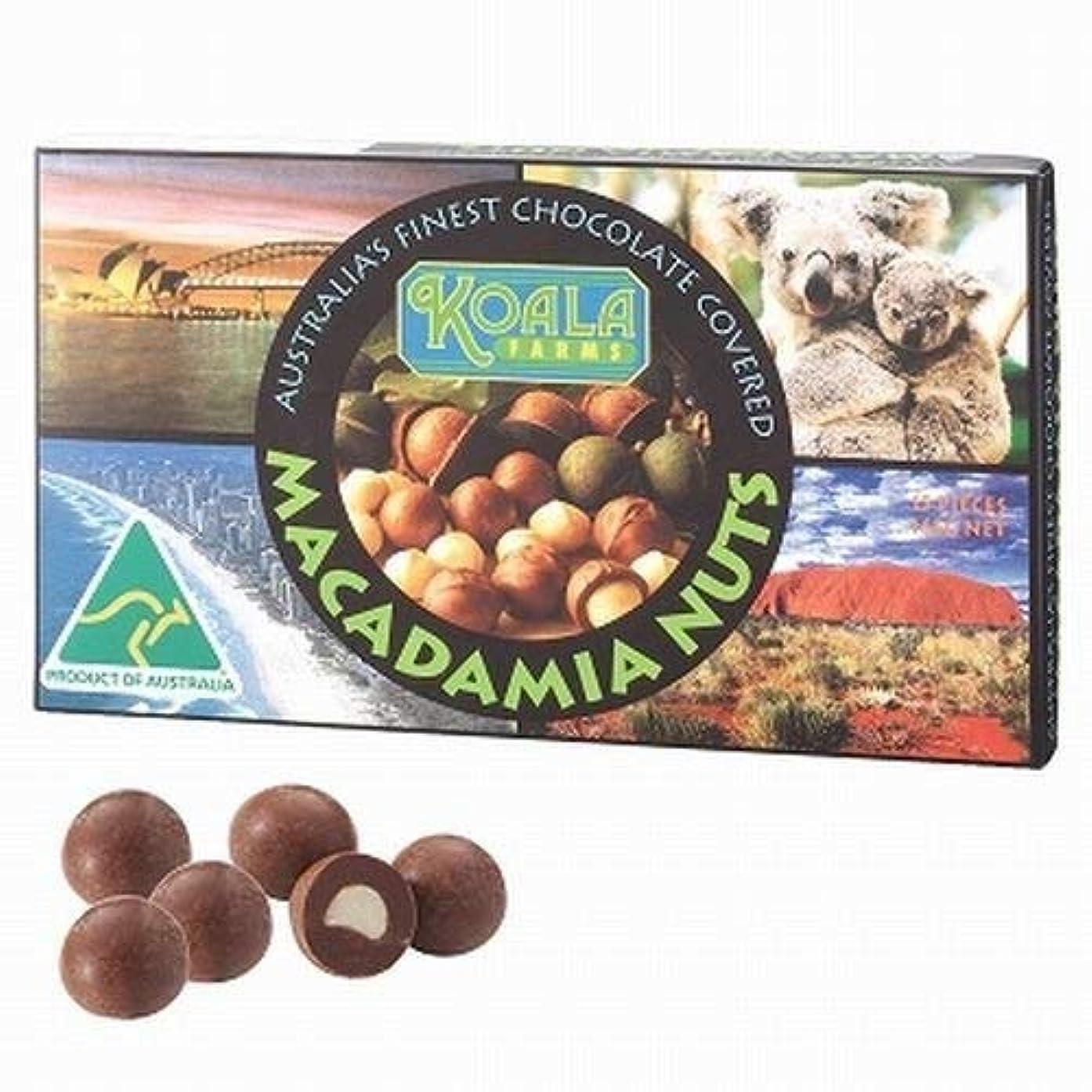気がついて弁護人スカープコアラファームズ マカデミアナッツ チョコレート 1箱【オーストラリア 海外土産 輸入食品 スイーツ】