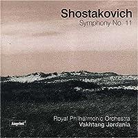 Symphony 11 in G Minor Op 103