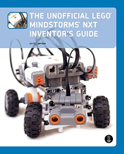 Download The Unofficial LEGO MINDSTORMS NXT Inventor's Guide 1593271549