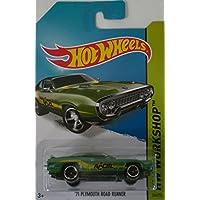 Hot Wheels プリムス ロードランナー PLYMOUTH ROAD RUNNER '71 ホットウィール ミニカー MATTEL