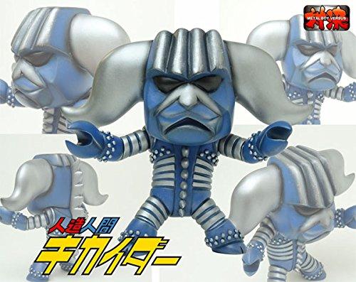 メタルボーイ バーサス 『人造人間キカイダー』 ブルーバッファロー 未塗装組立キット