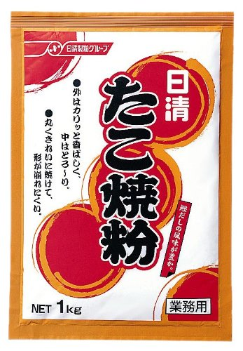 日清 たこ焼粉 1kg