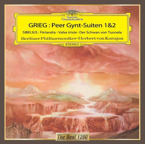 グリーグ:「ペール・ギュント」第1組曲&第2組曲/シベリウス:交響詩「フィン...