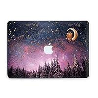 MacBookケースアートデザイン保護シェルスリーブプラスチックハードプロエアーMac 11 12 13 15インチMacBook 用ケース Pro 13 (A1706 & A1708 & A1989) 2018 マルチカラー ZV