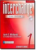 Interchange Student's Book 1 with Audio CD (Interchange Third Edition)