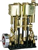 斎藤製作所 T2DR-L (模型船舶用スチームエンジン)