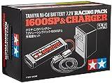 タミヤ 7.2Vレーシングパック1600SPと充電器セット 55096