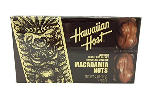 ハワイアンホースト・ジャパン ハワイアンホースト マカデミアナッツチョコレート 56g