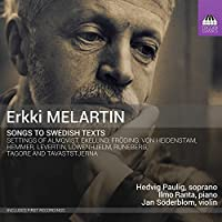 Melartin: Songs to Swedish Tex