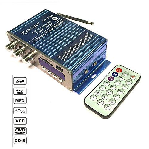 Meiyiu 車 Bluetooth USB FM パワーア...
