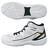 イグニオ(IGNIO) ユニセックス バスケットボールシューズ (IG-8KS0013) ホワイト 26.5