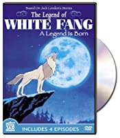 Legend of White Fang: Legend Is Born [DVD] [Import]