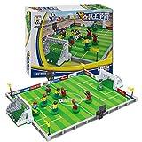サッカーモデルビルディングキット モデルビルディングキットは レゴシティフットボール3Dブロックに対応教育モデルおもちゃを開発趣味子供のための興味