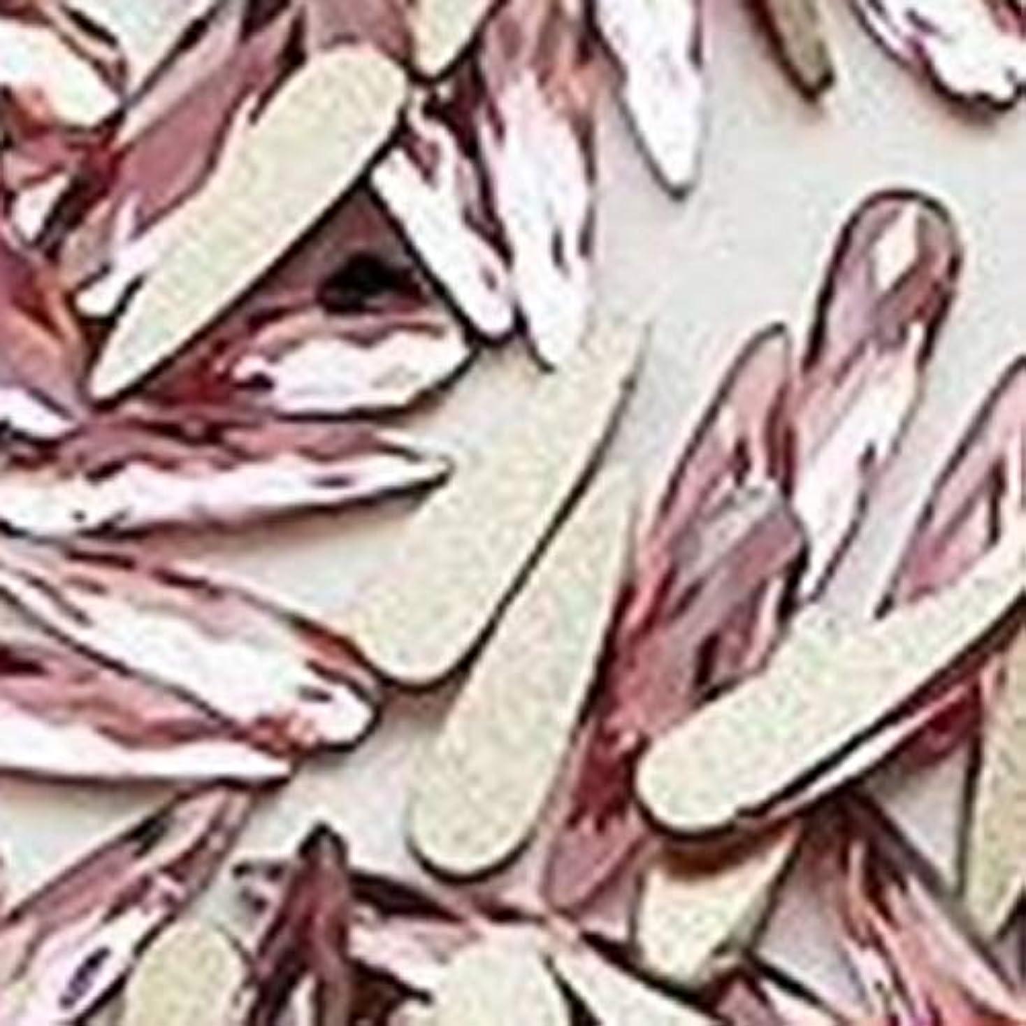 または薬を飲む葉を集めるWadachikis 人気のDIYグリッターグレイトフル魅力チャーム装飾ビンテージアート20パソコンマニキュア(None C29(single color 20 multiple))