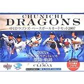 中日ドラゴンズ 2007年ペナントレース激闘の記録~THE CLIMAX~