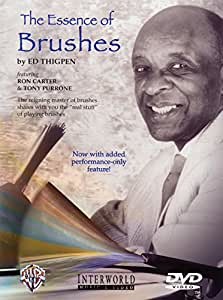 The Essence of Brushes / Ed Thigpen [DVD] [Import]