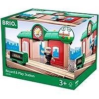 BRIO WORLD レコード&プレイステーション 33578