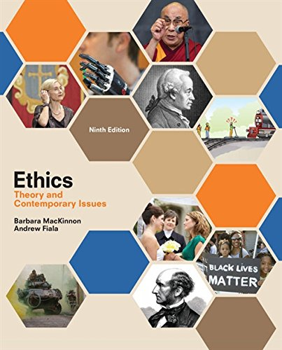 Download Ethics: Theory and Contemporary Issues 1305958675