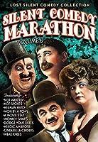 Silent Comedy Marathon Vol 6 [DVD]