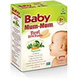 Baby Mum-Mum Vegetable Flavour First Rice Rusks, 36 g