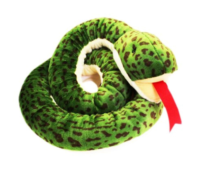 ヘビ L グリーン 125-0450
