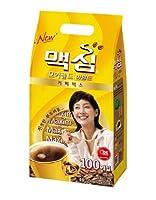 マキシムモカゴールド韓国インスタントコーヒー - 100pks 、庭、芝生、メンテナンス Maxim Mocha Gold Korean Instant Coffee - 100pks, Garden, Lawn, Maintenance 【並行輸入品】