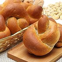 低糖質 大豆くるみパン(低糖工房)糖質制限やダイエットにおすすめ! (1個あたり糖質2.3g 大豆くるみパン 50g×6個)