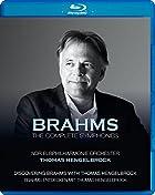 ブラームス : 交響曲全集 (Brahms : The Complete Symphonies / Thomas Hengelbrok   NDR Elbphilharmonie Orchester) [輸入盤] [日本語帯・解説付]