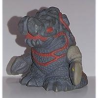 円谷 ウルトラ怪獣 指人形 ウルトラマンダイナ グラレーン ウルトラマンソフビコレクション2