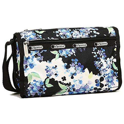 [해외]레 스포삭 가방 여성 LESPORTSAC 7133 D746 SMALL SHOULDER BAG 숄더백 FLOWER CLUSTER 대각선 걸 허용 [병행 수입품]/LeSportsac bag Women`s LESPORTSAC 7133 D746 SMALL SHOULDER BAG shoulder bag FLOWER CLUSTER diagonally hung [Parallel imp...