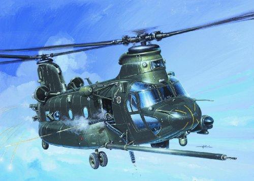 イタレリ 1218 1/72 MH-47E SOAチヌーク