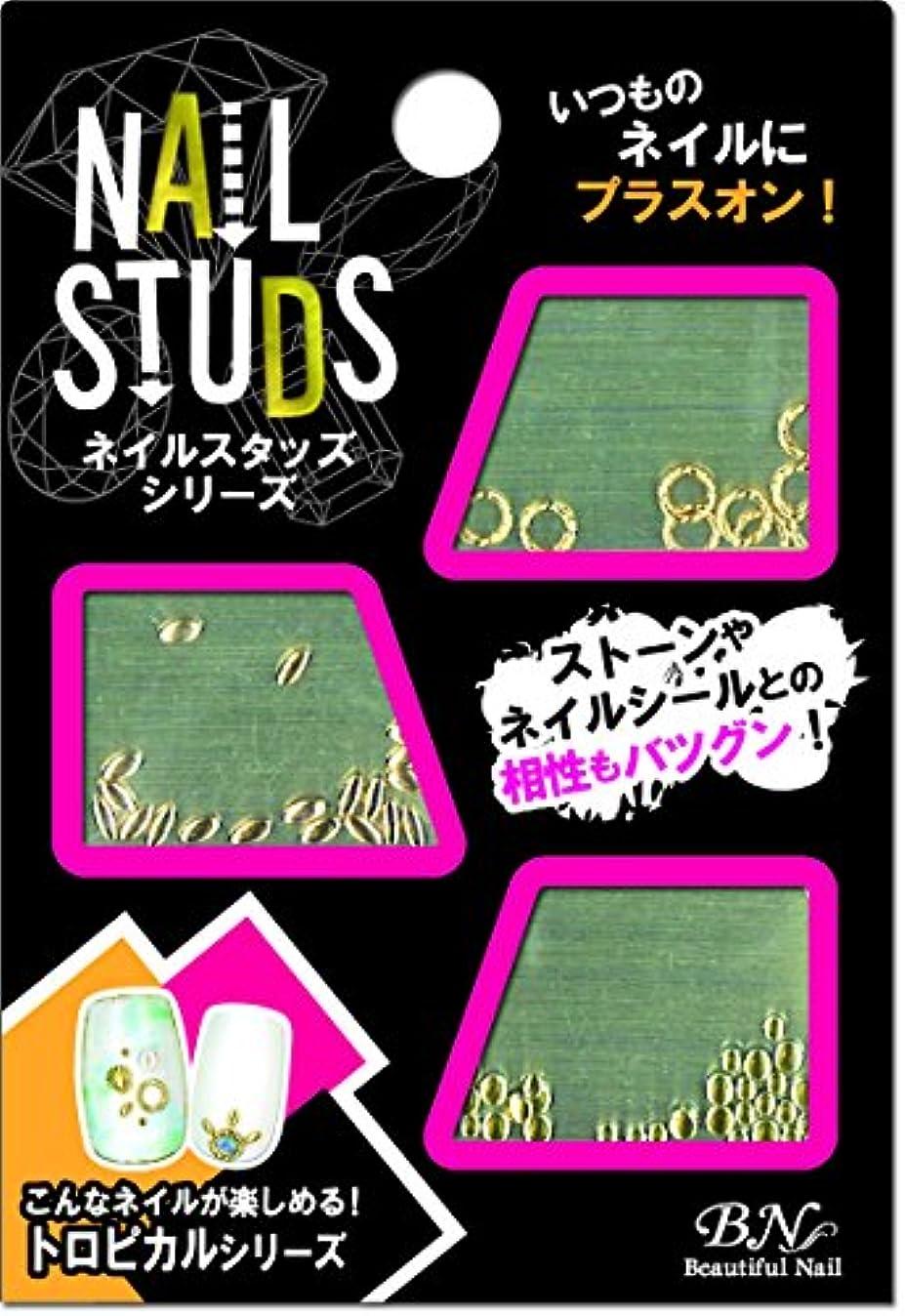 ビーエヌ ネイル用ラインストーン ネイルスタッズシリーズ STD-03