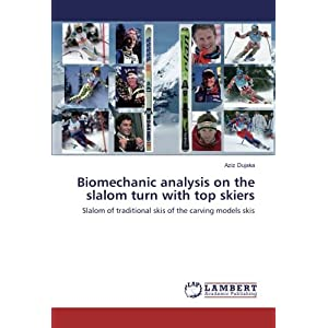 Biomechanic analysis on the slalom turn with top skiers: Slalom of traditional skis of the carving models skis
