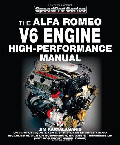 The Alfa Romeo V6 Engine High-...