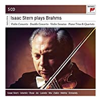Isaac Stern Plays Brahms [Box Set] by Isaac Stern (2014-09-09)