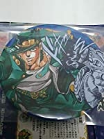 ジャンプ展 ジョジョ展 缶バッジ ジョジョの奇妙な冒険 空条承太郎 紙袋付 開封済・未使用